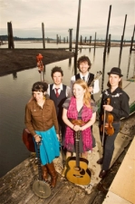 The Blackberry Bushes Stringband, Windy Hill