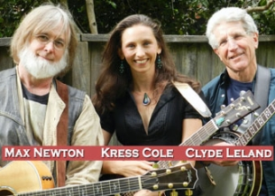 Freight Roots Revue : Clyde Leland , Kress Cole , Max Newton