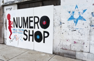 Numero Group Pop Up Record Store Day Shop