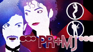 The Prince & Michael Experience : A DJ & Dance Party Tribute to The Purple One & The King of Pop