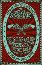 Girls Guns and Glory , Swinging Steaks , Coyote Kolb , Dietrich Strause