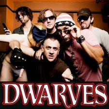 The Dwarves featuring The Fleshies / The Green Lady Killers