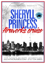 IndepenDANCE Day Fireworks Party Cruise on The Sheryll Princess