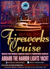 Independence Day Family Fireworks Party Aboard The Harbor Lights