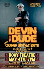 Devin The Dude with Coughee Brothaz North
