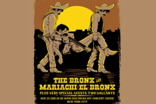 Mariachi El Bronx featuring Two Gallants