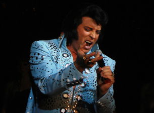 Bill Cherry : The 2009 Ultimate Elvis Tribute Artist Champion