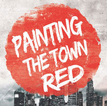 G12 conference Paint The City Red featuring Cesar and Claudia Castellanos / Art Sepulveda, Douglas Vergara / Generación 12, Soulfire Revolution / Alberto Mottesi, Dra. Kim Cho