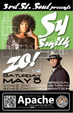 Third Street Soul Presents Sy Smith & Zo!