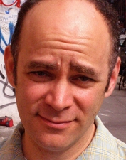Legendary comedian Todd Barry with others!