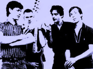 The Fleshtones / Steve Wynn & The Miracle 3 / Ivan Julian / Stupidity / Palmyra Delran