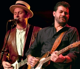 Tix Still Avail - Go to Abrons Arts Ctr Site & Venue to Buy Tix / Tab Benoit / Eric Lindell / Performing their first NYC Co-Bill