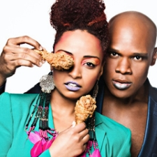 Fingerlickin' Fierce: Michael James Scott and Asmeret Ghebremichael