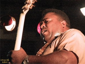 Larry McCray Blues Band with Joanna Connor Blues Band / 7:30PM Acoustic Set with Joanna Connor - Door Opens 7PM