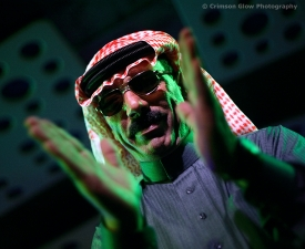 Omar Souleyman with Guests