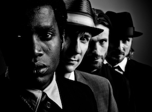 Vintage Trouble with Joel Crouse