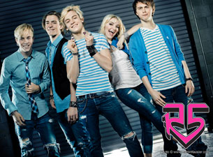 R5 featuring Ross Lynch from Austin and Ally featuring Sabrina Lentini