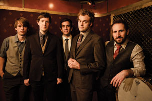 Punch Brothers plus Lera Lynn