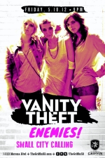 Vanity Theft : Enemies / Small City Calling