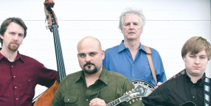 Frank Solivan and Dirty Kitchen plus The Gloria Darlings
