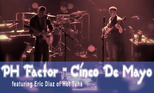ACE bar. Cinco De Mayo Celebration featuring PH Factor / Dropped Once / Bobcat Williams