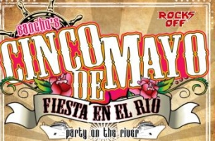 Sancho's Cinco De Mayo Fiesta En El Rio! : Pier Party on The Hudson River