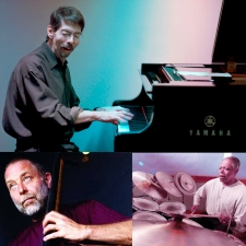 Fred Hersch Trio with Dave Holland & Billy Hart, - *JS:10 Anniversary Concert*