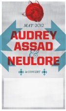 LOUNGE: Audrey Assad & Neulore