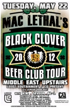 Mac Lethal with H.W. , Seveer , Al-J , & more