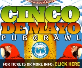 Cinco De Mayo Pub Crawl San Diego