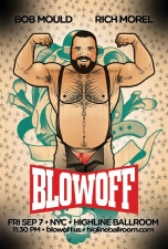 Blowoff featuring The DJ Sounds of Bob Mould & Richard Morel