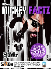 Mickey Factz: Mickey Mau5e with Special Guest Quest, Noizy Cricket!! Presents