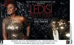 Ledisi featuring Eric Benet