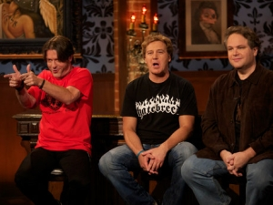 Jim Florentine, Don Jamieson & Eddie Trunk Live : The Hosts of VH1 Classic's 'That Metal Show' & Maiden Chicago