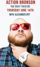 Action Bronson with Alexander Spit / Robert Raimon Roy