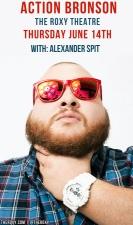 Action Bronson with Alexander Spit / Robert Raimon Roy