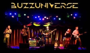 BuzzUniverse with Quimby Mountain Band