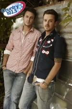 Country 102.5 s Rockin Country Music Series with Love & Theft and Canaan Smith
