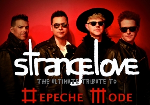 Strangelove (Depeche Mode Tribute) plus The Reptile House (Sisters of Mercy Tribute)