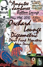 Orchard Lounge featuring Digeometric / Duece Funk Monsters / Adam Decay