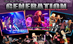 Generation: The Sixties Experience with special late set with Fortunate Sons: CCR Tribute