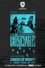 The Untouchables plus Shocks of Mighty