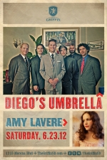 Diego's Umbrella featuring Amy Lavere