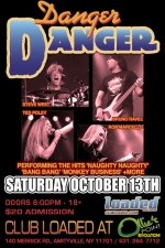Danger Danger featuring Tony Harnell / Surrender Reunion