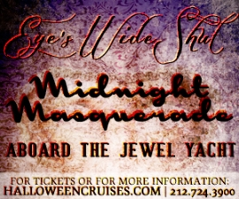Eyes Wide Shut Midnight Masquerade Cruise Aboard The Jewel Yacht