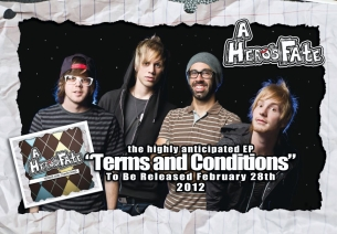 A Hero's Fate featuring Jumpstart Tomorrow (CD Release)