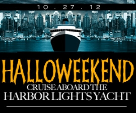 HalloWeekend Cruise Aboard The Harbor Lights Yacht