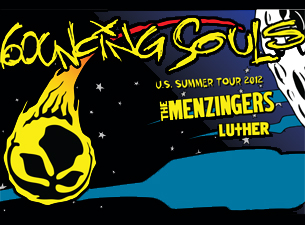 The Bouncing Souls with The Menzingers, Luther