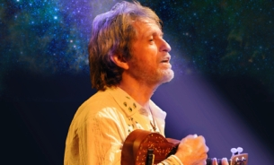 Jon Anderson: an evening with the voice of YES with a special late set with Aryk Crowder