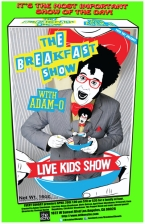 The Breakfast Show with Adam O